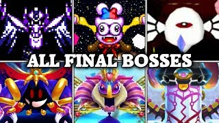 Evolution of Final Boss Fights in Kirby games (1992 - 2016) - dooclip.me