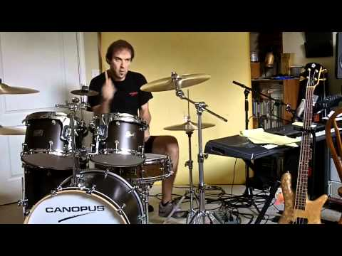 Canopus Drums Jonathan Bradford 2