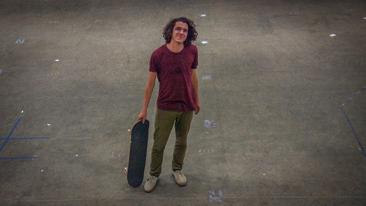 Minute Man - Bruno Abspoel in Skatepark Utrecht - Flatspot Magazine