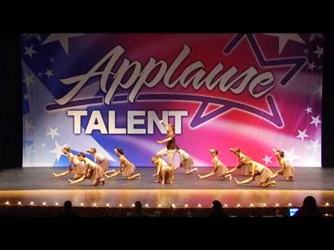 Best Lyrical/Modern/Contemporary Performance - Madison, WI 2014