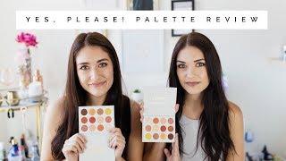 ColourPop Yes, Please! Palette Review