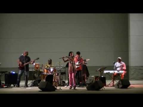 Joyce Spencer, Music in the Park- Valley Ridge Park Amphitheater - Cedar Hill, TX