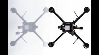 """בניית רחפן מירוץ FPV בגודל 184מ""""מ פרופים 5 אינטש במשקל נוצה - סרטון בניית רחפן + טיפים חלק 2 מתוך 3"""