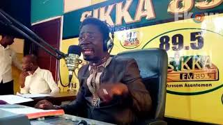 THE PROBLEM OF WITH TODAY'S CHRISTIANS BY EVANGELIST AKWASI AWUAH