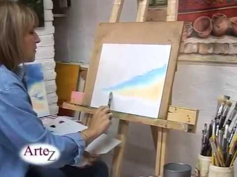 Técnicas da Pintura a Óleo