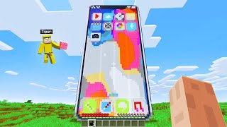 Buying ANYTHING My Friend Builds In Minecraft!