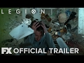 Legion Official Trailer 1 HD  An Original Series From FX and Marvel