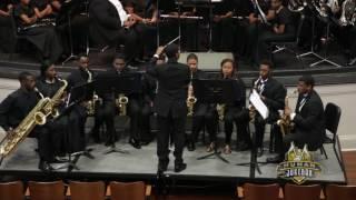 "Southern University Saxophone Ensemble 2017 ""Pure Imagination"""