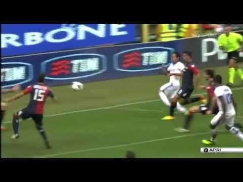 Giornata 6 Serie A 2013-2014, CAGLIARI vs INTER 1-1