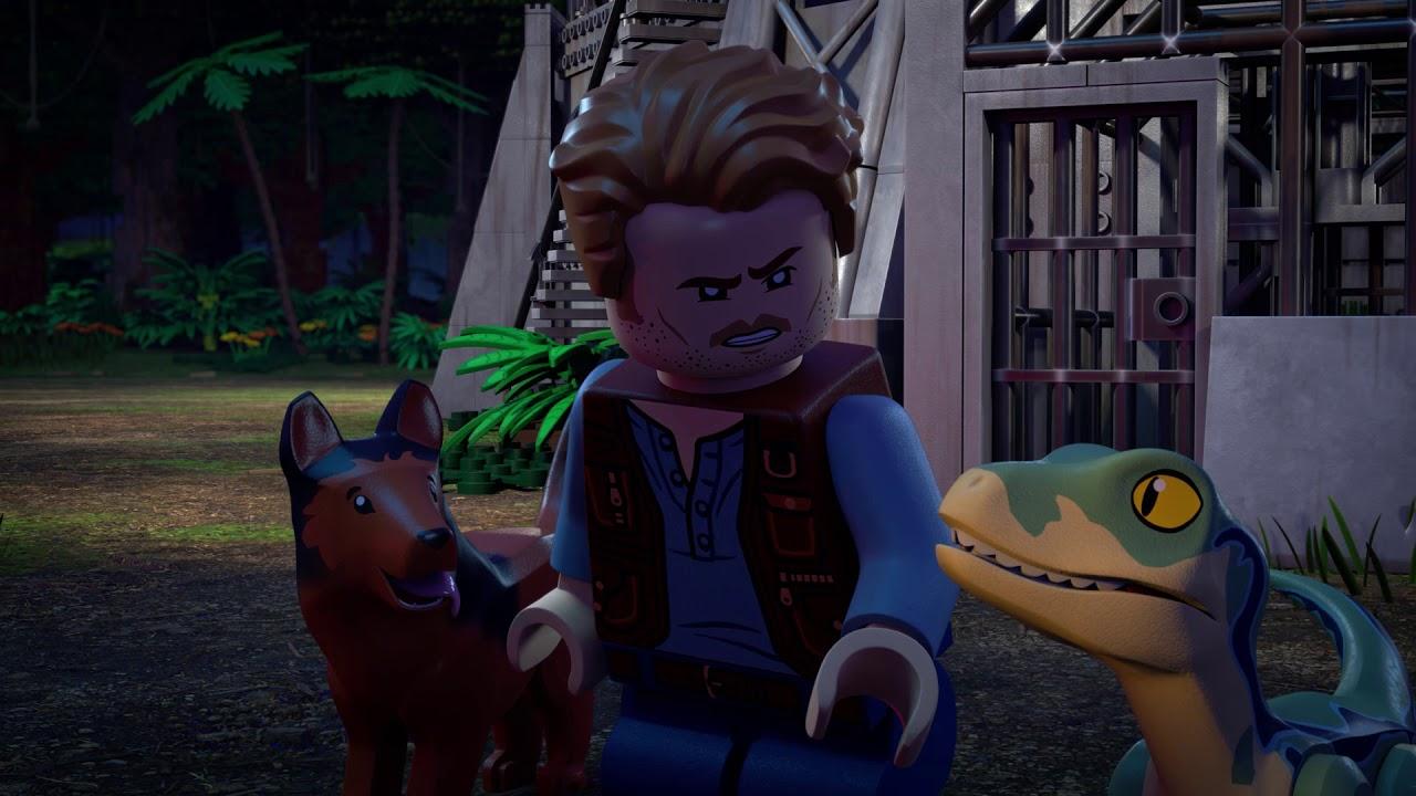 レゴ ジュラシック・ワールド:イスラ・ヌブラル島の伝説 -恐竜の庭で大物を釣る