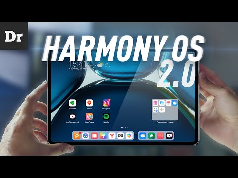 HARMONY OS на MatePad Pro | ЛУЧШЕ ЧЕМ ANDROID?