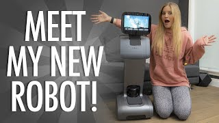 Meet my new Robot TEMI!