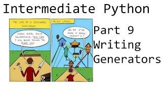 Writing our own Generator - Intermediate Python Programming p.9