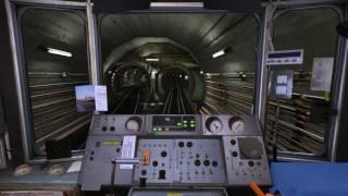 Trainz Simulator 2009 - Moscow Metro GZL (Замоскворецкая линия) Gameplay с информатором Часть 2