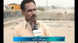 Sagian Bridge Bad Condition Pkg By Durre Nayab