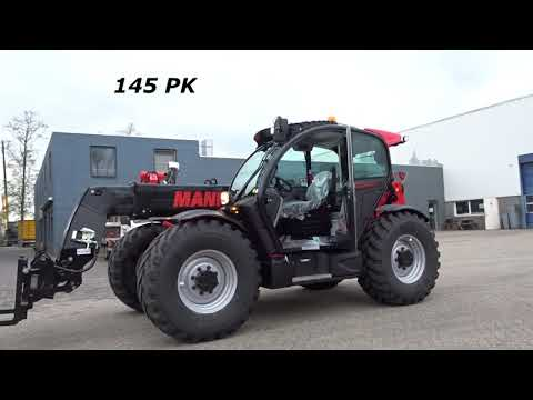 Manitou MLT 841 - 145 PS+ Elite