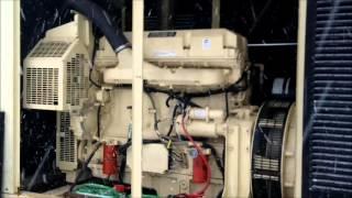 Kohler Detroit Diesel S60 DDEC4 Generator