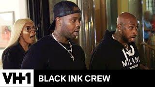 Jadah Pours Paint on Teddy's Car As Revenge | Black Ink Crew