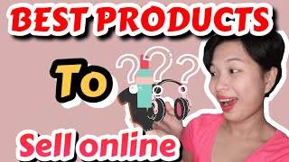 BUSINESS IDEAS TO SELL ONLINE | SHOPPEE AND LAZADA BEST SELLER ITEMS IDEAS