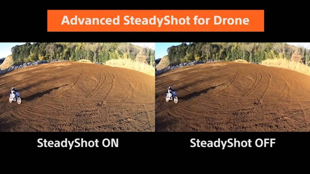 Sony's New 4K Action Cam Has A Dedicated Drone Mode [Video]