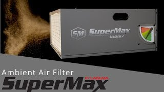 Air Filtration Unit by SuperMax Tools