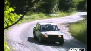preview picture of video 'VIII.  Suzuki Kaiser Ózd Rally RTE 2010 Real-X Video'