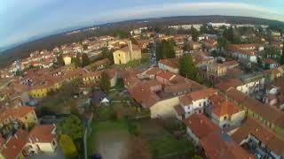 Ripresa drone Hubsan H501S X4 FPV