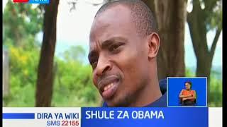 Shule zilizobadilishwa jina baada ya ziara ya kwanza ya Obama alivyokuwa Seneta