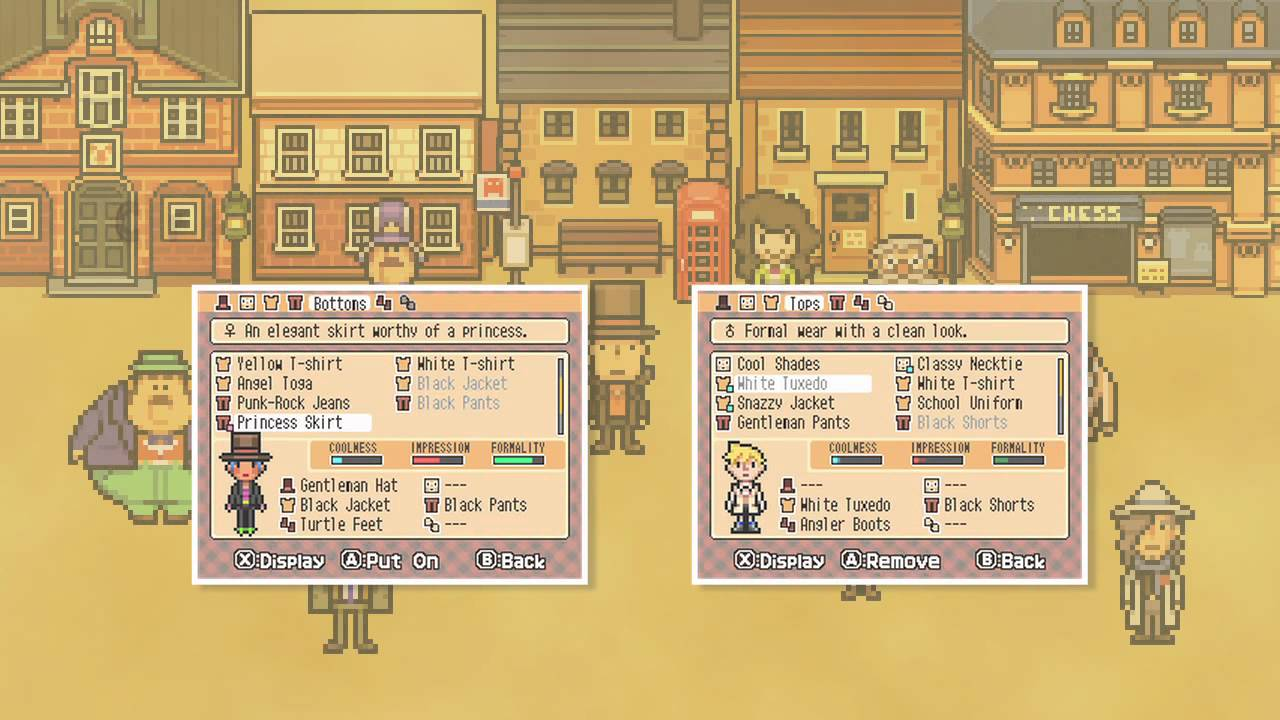 Play The Layton RPG, From Some Guys Who Made Mother 3