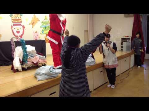 目指せ!幼稚園界のディズニーランド 「クリスマスお楽しみ