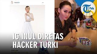Instagram Pendangdut Inul Daratista Dibajak Hacker Asal Turki