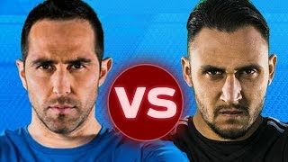 Download Video Claudio Bravo Vs Keylor Navas | Best Saves 2015/2016 ● Ultimate Saves Show | 2016 ᴴᴰ MP3 3GP MP4