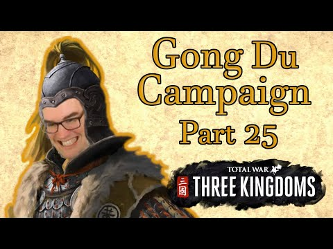 Barb plays Three Kingdoms Total War: Yellow Turbans Campaign Part 25