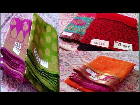 Binny silk sarees/Fancy poonam sarees/Hhyderabad cotton /Free shipping/Thirumathi Raji