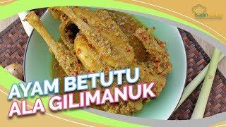 Resep Ayam Betutu Ala Gilimanuk, Asli Enaknya Enggak Main-Main!