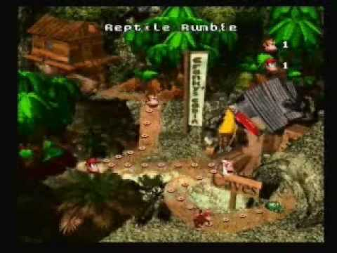 Download Let's Play Donkey Kong Country (Co-op) - Part 1 - Take 2. ACTION!! HD Mp4 3GP Video and MP3