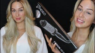 Live Test: Hot Brush - Haare geföhnt wie vom Friseur? | MayaRe