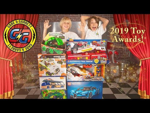 Toy Association 2019 Toy Of The Year Nominees - Vehicle Category!