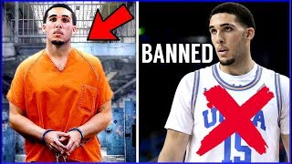 LiAngelo Ball Has Just Been EXPELLED FROM UCLA!! Lonzo Balls Family is Destroyed.