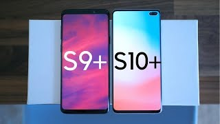 Samsung Galaxy S10+ vs Samsung Galaxy S9+: Worth the upgrade?