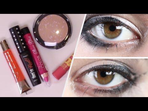 6 Quick & Clever Makeup Hacks