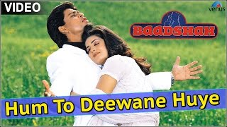 Hum To Deewane Huye (Baadshah) - YouTube
