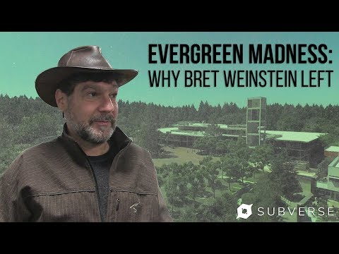 Evergreen Madness: Why Bret Weinstein Left (2018) — Professor of biology driven out by heated political climate.