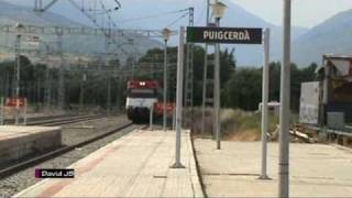 preview picture of video 'Estaciones de tren: Puigcerdà'