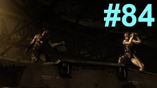 "Raiden Versus Vamp Final Showdown ""Metal Gear Solid 4"" Part 84"