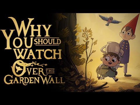 Why You Should Watch Over the Garden Wall - Saberspark