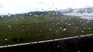 preview picture of video 'Solomon Airlines A320 Takeoff in Honiara, Solomon Islands'