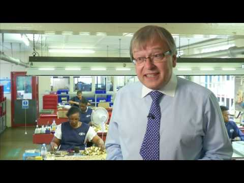 Reuters: Brexit & UK Manufacturing featuring Warwick Analytics