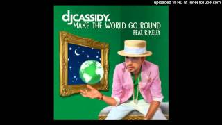 DJ Cassidy ft R. Kelly - Make The World Go Round (Radio Edit 2)-2