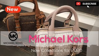Latest Michael Kors Bag Collections / Newest Bag Design For 2020 / Shop Up With Claudine G.